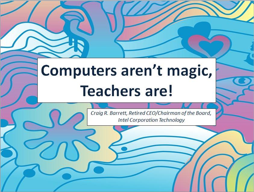 Modern Classroom Quotes : Computer teacher quotes quotesgram