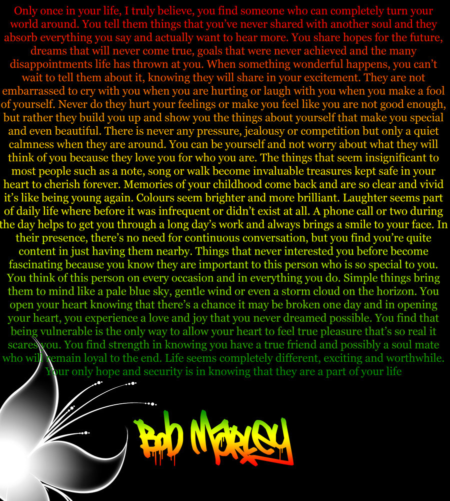 Bob Marley Death Quotes: Believe In By Bob Marley Quotes. QuotesGram