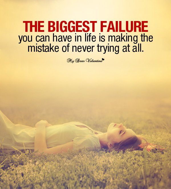 Inspirational Quotes About Failure: Motivational Quotes About Failure. QuotesGram