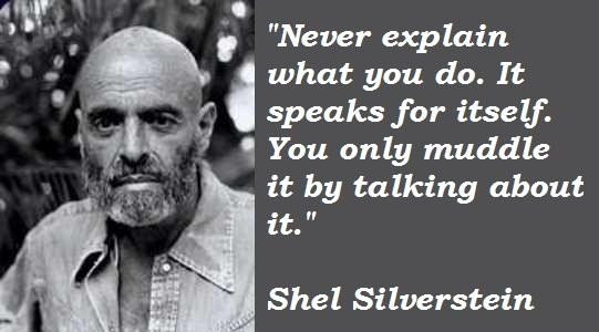 Inspirational Quotes From Shel Silverstein