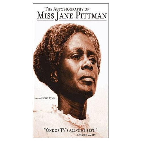 jane pittman Free essay: the autobiography of miss jane pittman begins with a note from the editor, who is a local schoolteacher near the plantation where jane pittman.