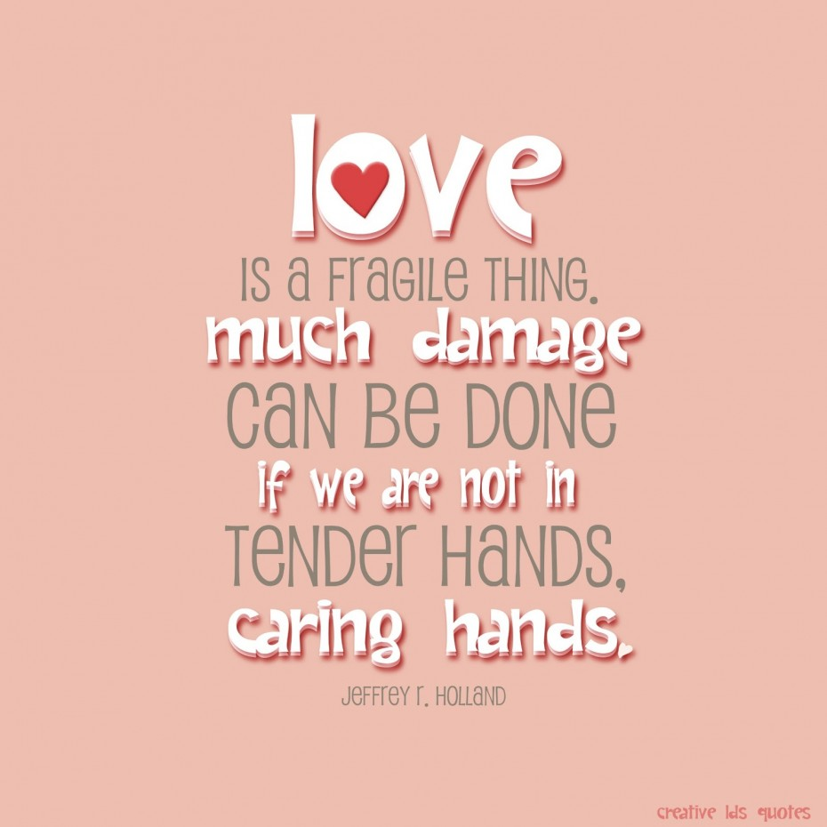 Love Is Quotes: Lds Quotes On Life. QuotesGram