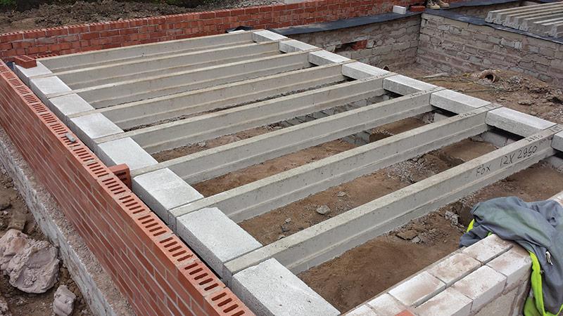 Floor to beam quotes quotesgram for Concrete block floor