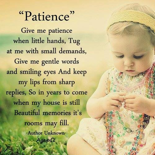 patience quotes for kids - 500×500