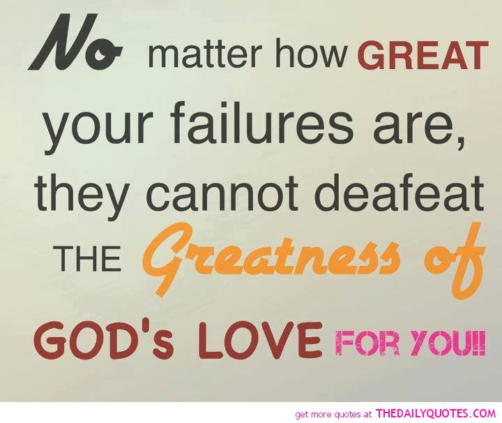 Quotes About Love: Famous Quotes About Gods Love. QuotesGram