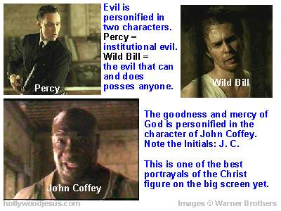 Green mile quotes the percy Percy Wetmore