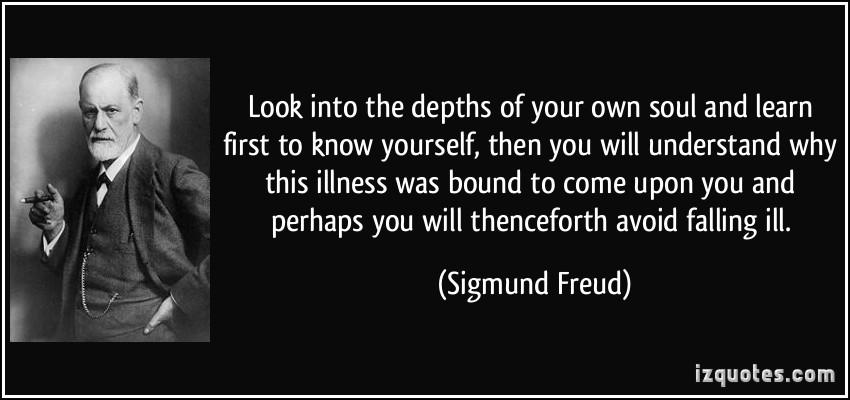 sigmund freud then and now essay