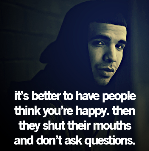 Drake Rapper Quotes: Drake Quotes Life. QuotesGram