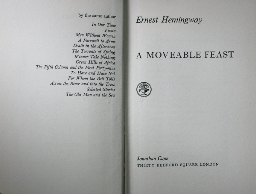 Quote From Old Man And The Sea: A Moveable Feast Hemingway Quotes. QuotesGram