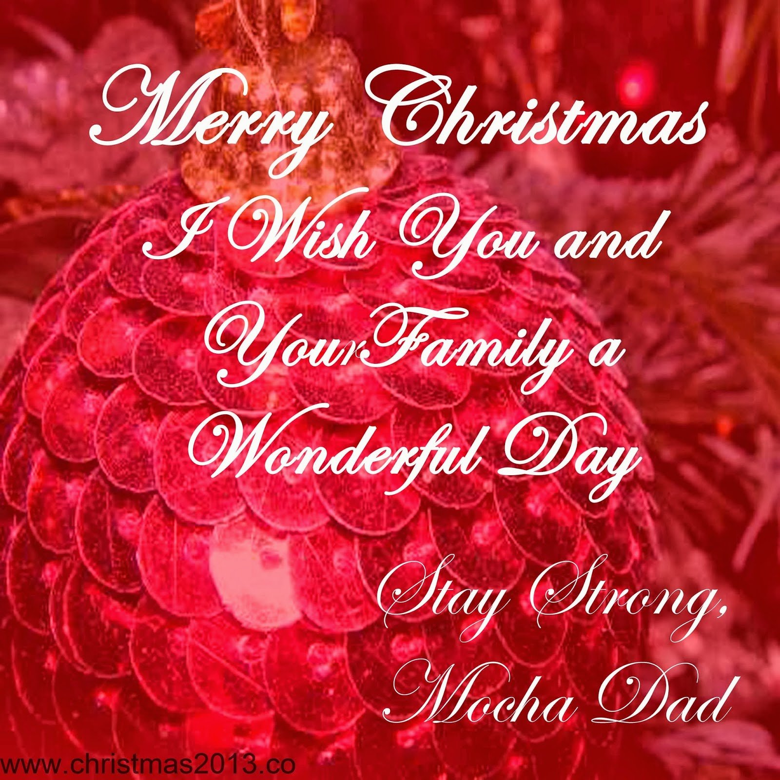 Christmas Sayings Quotes: Quotes Sayings Merry Christmas Eve. QuotesGram