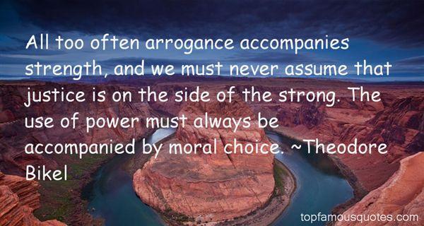 Spectators Quotes Quotesgram: Arrogance Of Power Quotes. QuotesGram