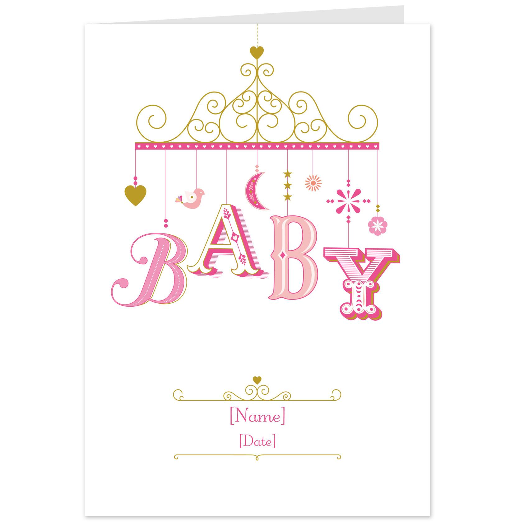 Congratulations On New Baby Girl Quotes: Baby Girl Congrats Quotes. QuotesGram
