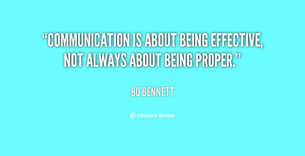 Effective Communication Quotes. QuotesGram