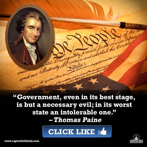 Thomas Paine Quotes: Thomas Paine Quotes And Sayings. QuotesGram