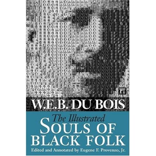 a literary analysis of the souls of black folk by du bois