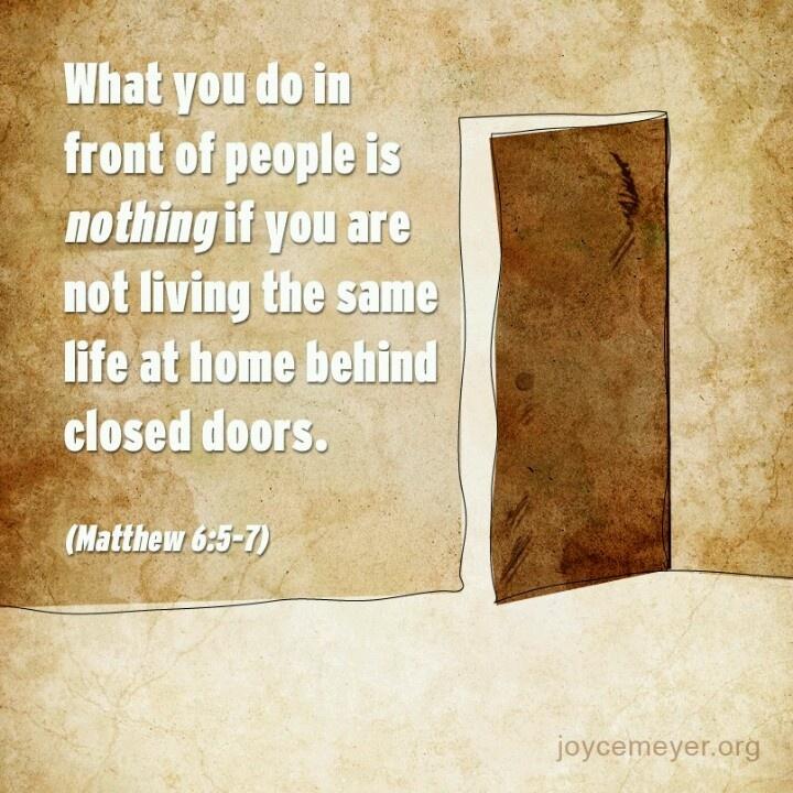 Behind Closed Doors : Behind closed doors quotes quotesgram