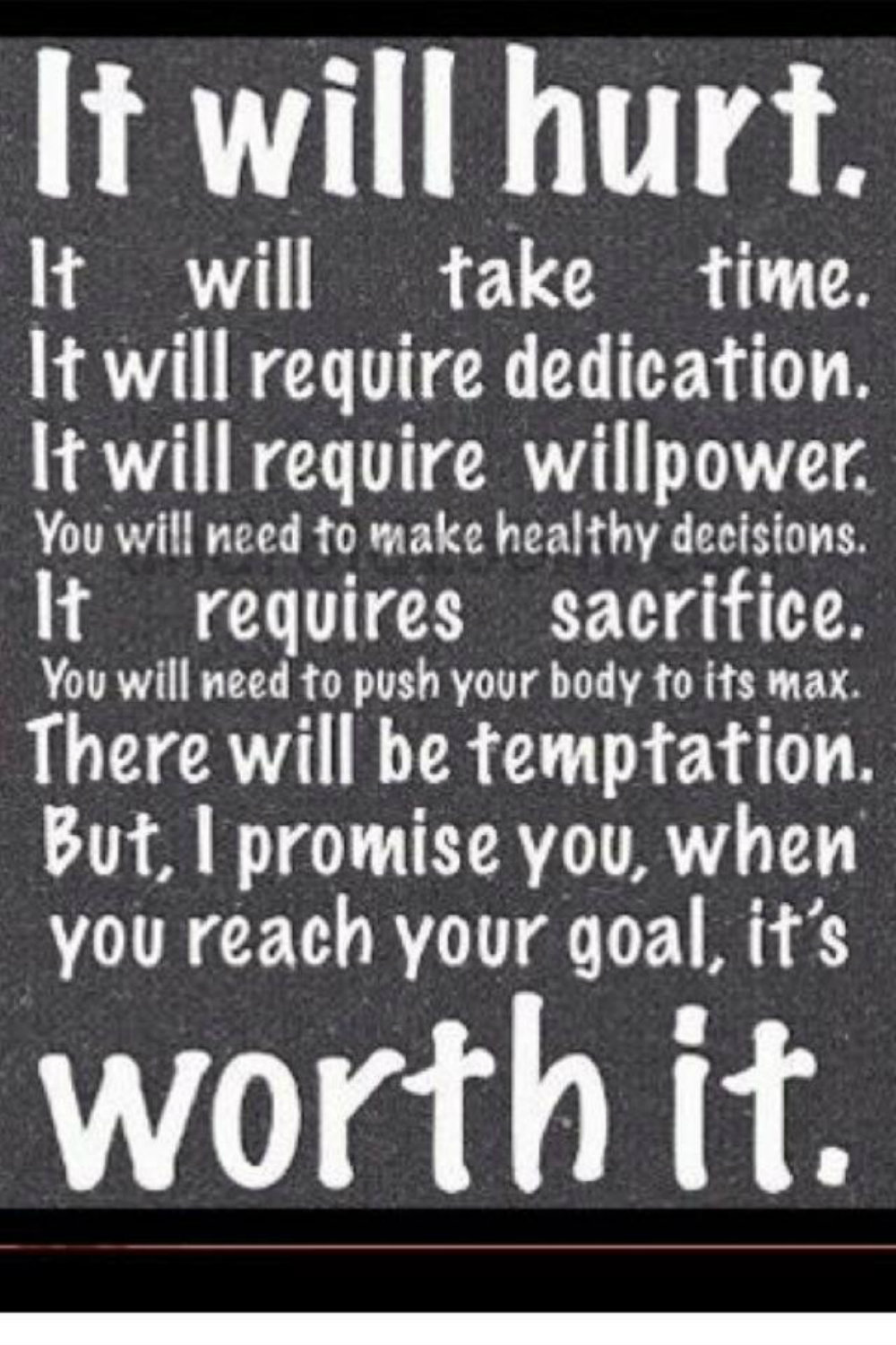 Weight Loss Motivational Quotes. QuotesGram