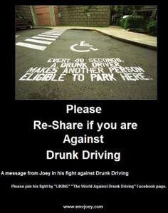 Against Drunk Driving Quotes Quotesgram