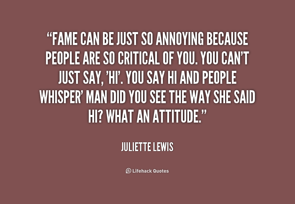 Quotes About Annoying People. QuotesGram