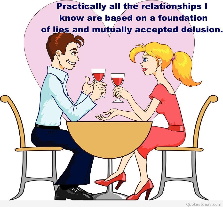 Романтический ужин картинки нарисованные