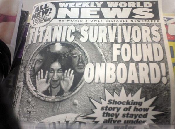 Quotes From Titanic Survivors Quotesgram