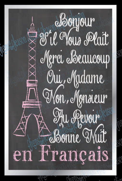 French Kitchen Quotes Quotesgram