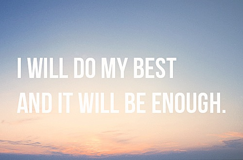 Inspirational Quotes About Doing Your Best. QuotesGram