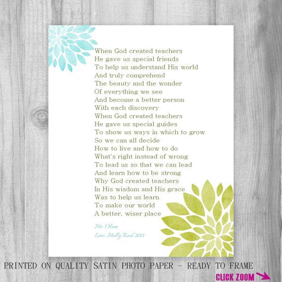 Teacher Appreciation Quotes Quotesgram: Christian Teacher Appreciation Quotes. QuotesGram