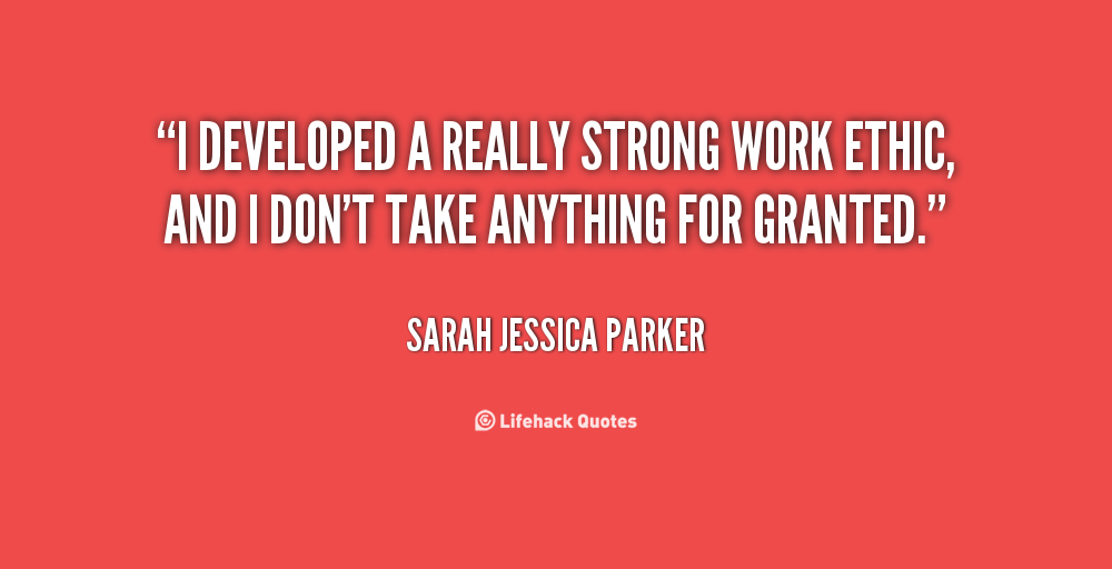 Quotes About Work Ethic. QuotesGram