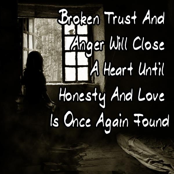 Broken Trust Quotes For Relationships. QuotesGram