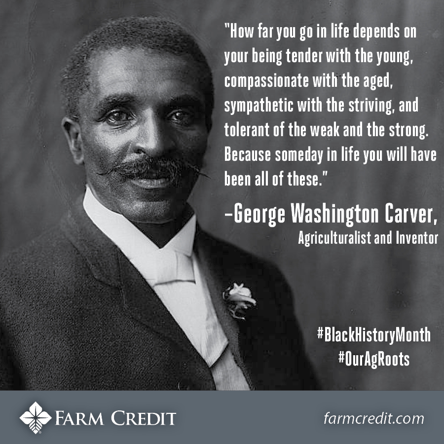 A biography of george washington carver an agricultural scientist