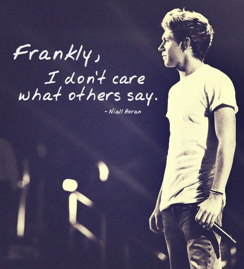 One Direction Niall Quotes: Niall Horan Quotes. QuotesGram