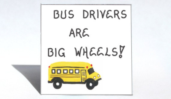 Bus Driver Thank You Quotes. QuotesGram