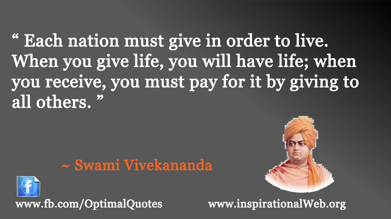 Inspirational Quotes Pictures Motivational Thoughts: Vivekananda Quotes Inspirational. QuotesGram