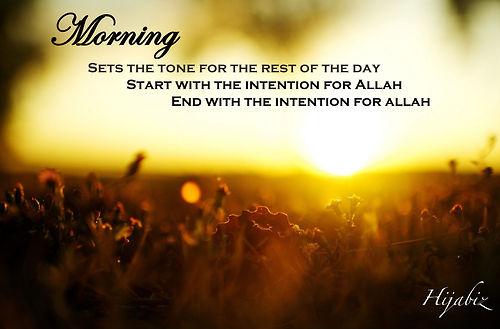 Good Morning Quotes Allah : Quran quotes on morning quotesgram