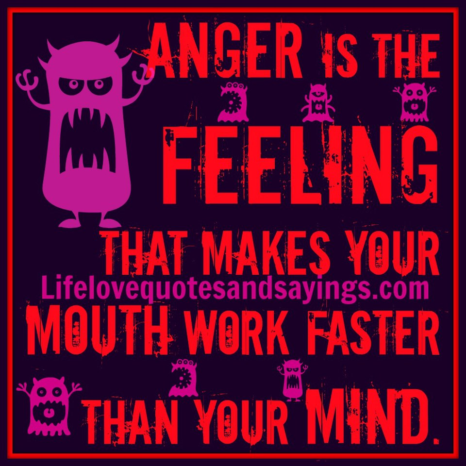 Angry Quotes: Anger Quotes And Sayings. QuotesGram