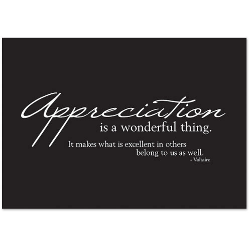 Thank You Quotes For Your Boss: Appreciation Quotes For Your Boss. QuotesGram
