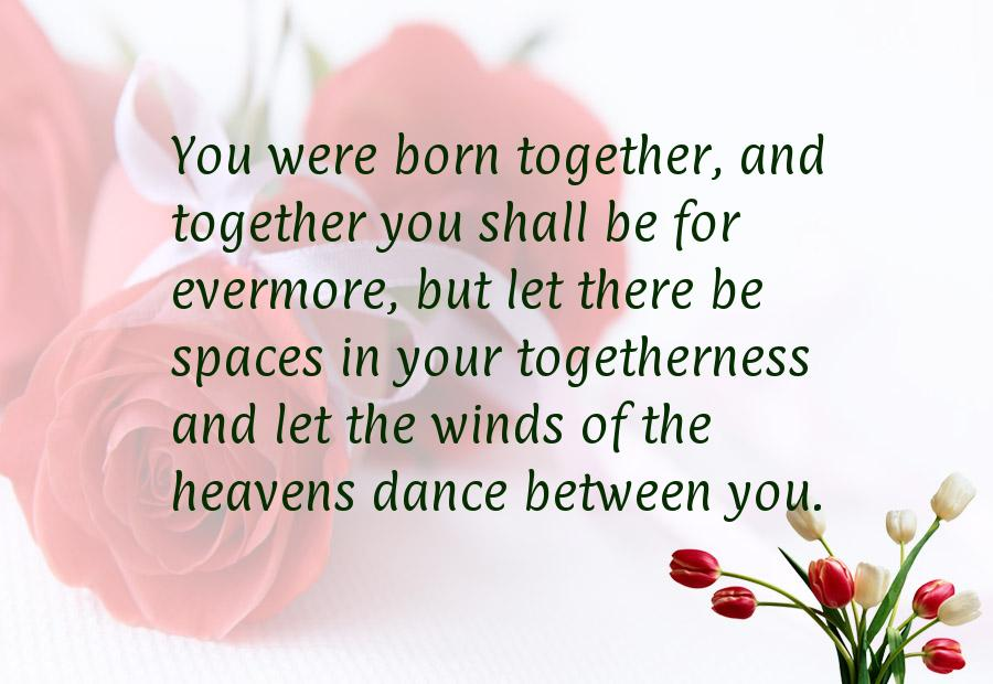 Wedding anniversary quotes for parents quotesgram
