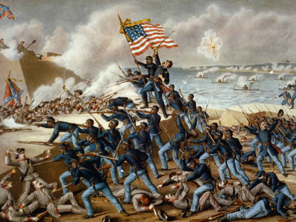 a report on two wars in the united states of america the war for independence and the civil war