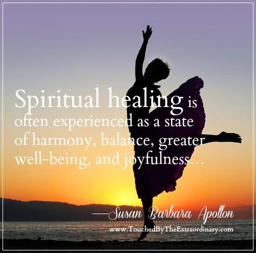 Motivational Inspirational Quotes: Inspirational Spiritual Quotes For Healing. QuotesGram