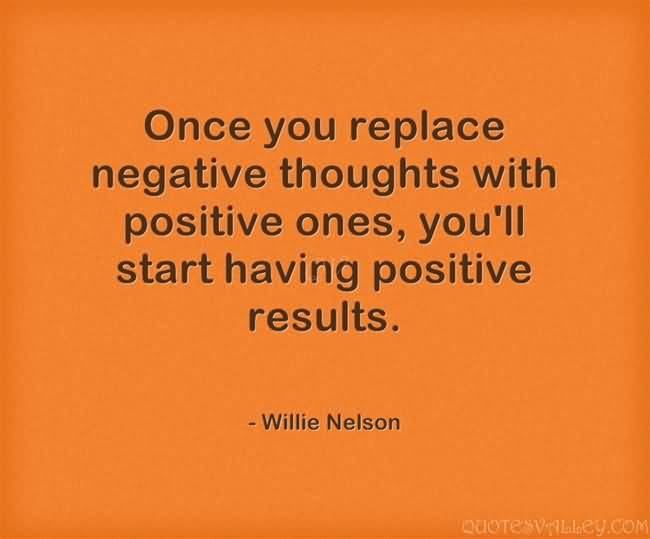 Positive Thoughts Bring Positive Results Quotes: Quotes About Delivering Results. QuotesGram