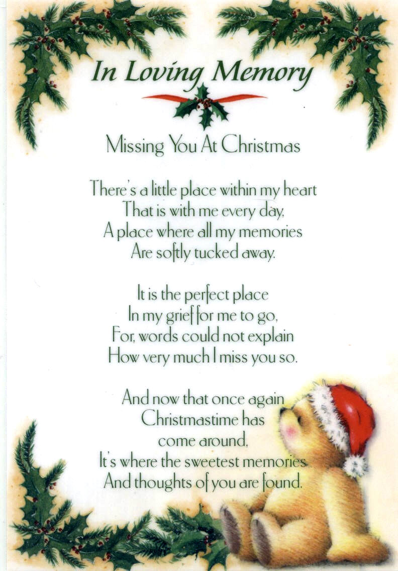 Missing Someone At Christmas Quotes: Missing Parents At Christmas Quotes. QuotesGram