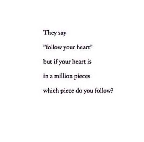 Heart Broken Quotes Tumblr: Really Sad Quotes Broken Heart. QuotesGram
