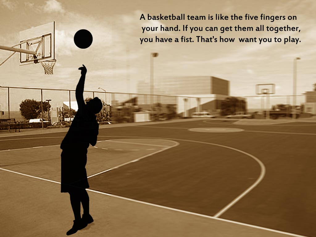 Dream Desktop Wallpaper Basketball Quotes Quotesgram
