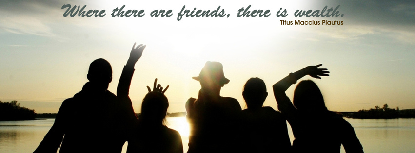 Friendship Quotes Facebook Timeline Covers. QuotesGram