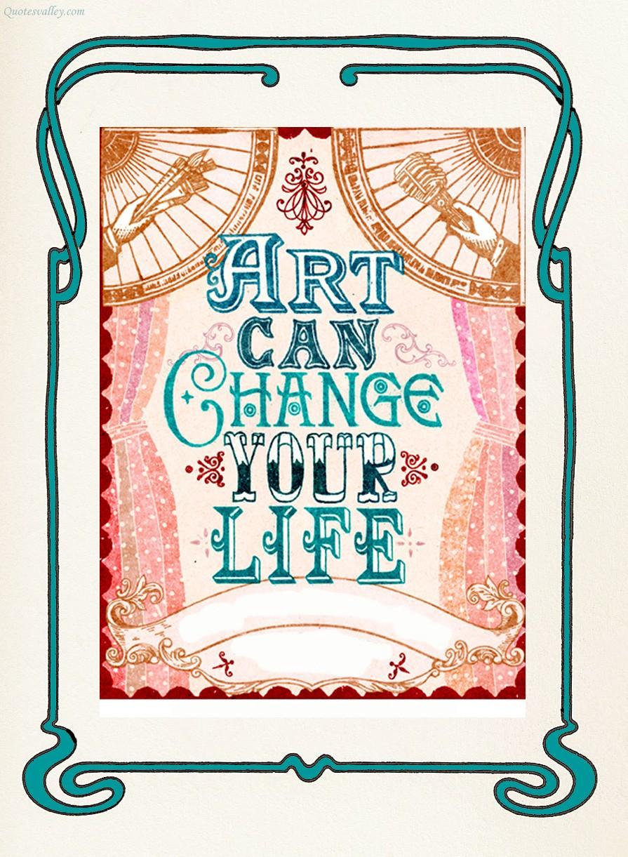 Good Art Quotes. QuotesGram
