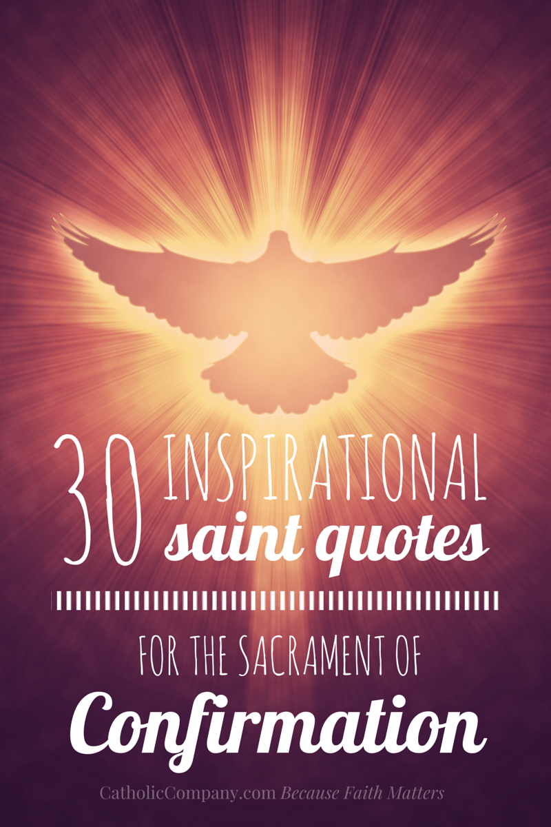 Catholic Inspirational Quotes About Life. QuotesGram