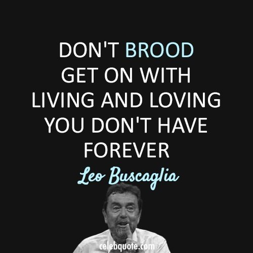 a biography of leo buscaglia dr love and motivational speaker It was buscaglia's presentation style that paved the way for many of pbs' other motivational speakers leo buscaglia: speaking of love dr leo buscaglia.