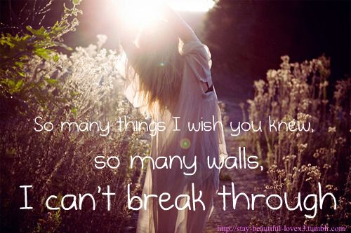 Wish You Knew Quotes. QuotesGram