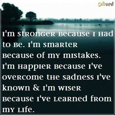 Overcoming Sadness Quotes. QuotesGram